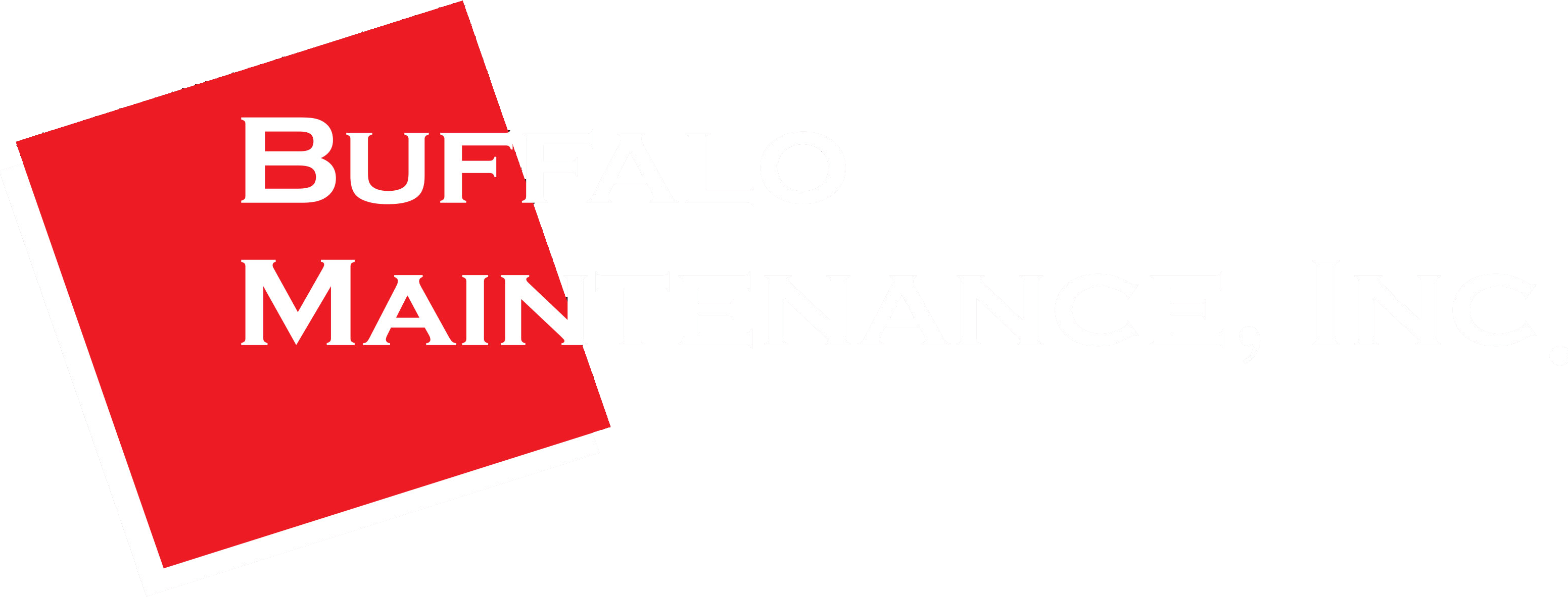 Buffalo Maintenance License #1010967